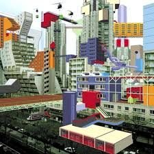Image result for archigram plug in city