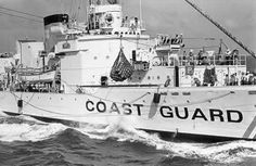 US Coast Guard Cutter (CGC) Ingham, pictured above, arrived in the Southeast Asia theater of operations 16JUL1968. She was tasked, along with US Navy vessels, to patrol the waters off the coast of Vietnam.