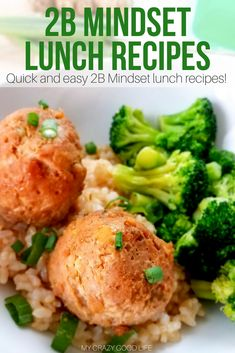 The 2B Mindset program is new from Beachbody! It's a unique approach to managing cravings and making smart choices at every meal. When lunchtime rolls around you don't want to be caught off guard. Here are some 2B lunch recipes that will help keep you on track! These are great 2B Mindset lunch ideas that you can save and work into your meals plans.#2BMindset #2Bmindsetlunches #beachbody #recipes Nutrition Program, Lunch Recipes, Veggie Lunch Ideas, Healthy Dinner Recipes, Clean Eating Recipes, Whole Food Recipes, Fixate Recipes, Cooking Recipes, Batch Cooking