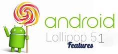 Android Lollipop 5.1 By Google