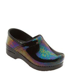 "Dansko ""petrol"".  Om my ! I loved these. :( might be one of my birthday presents"