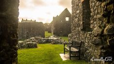 Dunluce Castle - Incredible Medieval Castle on Cliffs in County Antrim