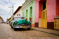 Real Cuba - Trinidad street scene by Andrew Wragg, via Flickr
