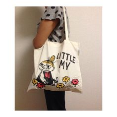 Little My tote bag