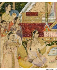 Empress Noor Jahan in Mughal dress India Painting, Mughal Empire, Common Myths, 14th Century, Tribal Art, Historian, Indian Art, Buddhism, Art Forms