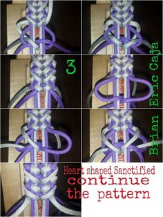 http://blog.swiss-paracord.ch/portfolio-item/tutorials-by-brian-eric-caja/