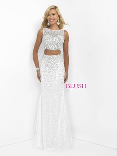 Shine bright like a diamond with this form fitted, two piece! And it's at Rsvp Prom and Pageant, your source for the Hottest 2016 Prom and Pageant Dresses! Available sizes: 0-24