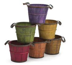 "bushel basket 6""  love the colors!"