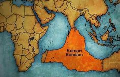 Newly found sunken continents suggests the mythical continent of Lemuria was REAL