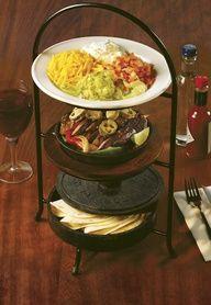 Great food, great drinks and great fun awaits you at TGI Fridays. Tgi Fridays, Beef Fajitas, Burger Bar, Restaurant Bar, Great Recipes, Appetizers, Tower, Yummy Food, Foods