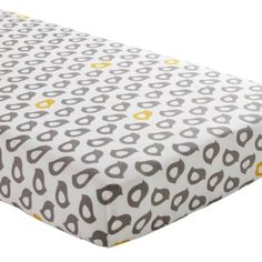 Baby Sheets: Grey Chick Fitted Crib Sheet in Crib Fitted Sheets. Ok so if I do gray and yellow and we use chicks as a theme these sheets would be perfect! Baby Sheets, Crib Sheets, Fitted Sheets, Yellow Crib, Grey Yellow, Yellow Accents, Gray, Modern Baby Bedding, Best Crib