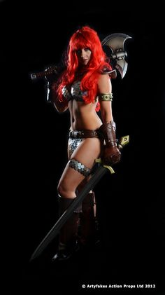 red_sonja_cosplay_by_artyfakes-d5g4s0f