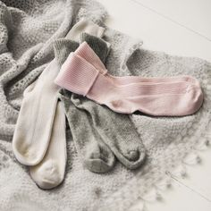 Cashmere Bed Socks from The White Company perfect to keep your tootsies warm and cosy during the flight.