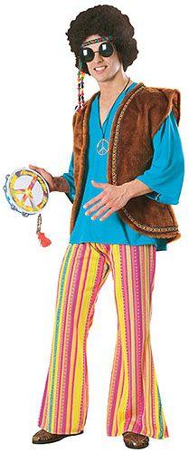 Prêt pour Woodstock avec votre peau de buffle ?