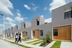 Gallery of San Ignacio Houses / IX2 Arquitectura - 6