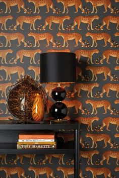 Cole & Son - The Ardmore Collection - Leopard Walk - 5 Colours Available - View All - Wallpaper & Decor