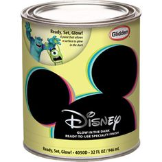 Disney All That Glitters Interior Specialty Paint 1 Gallon Walmart It Can Go Over Any Color