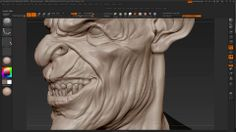 Zbrush Tip: Painting Bump Maps in Zbrush