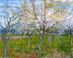 Vincent van Gogh, The Pink Orchard (1888)