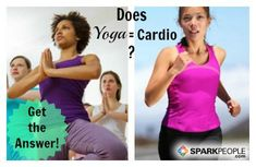 Does Yoga Count as Cardio