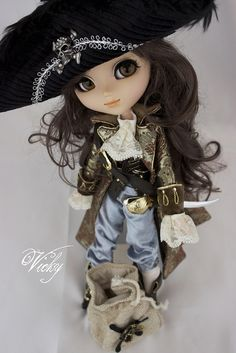 Pullip. Curated by Suburban Fandom, NYC Tri-State Fan Events: http://yonkersfun.com/category/fandom/