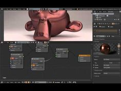 Blender 2.6 Copper Material Tutorial (Cycles) - YouTube