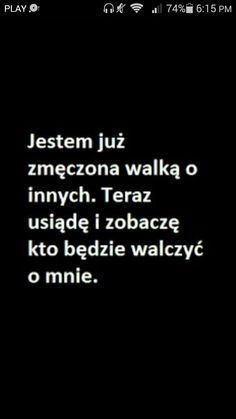 Mood Quotes, True Quotes, Polish Proverb, Motivation Text, Life Without You, Sad Life, Saddest Songs, Love Messages, Funny Facts