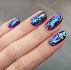 Glass Nails- A Beauty Craze Everyone Is Obsessed With – E Blog Line