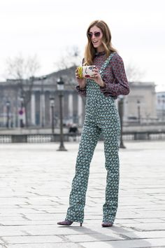 Street Style Snaps From Paris Fashion Week Fall 2015 Fashion Photo, Paris Fashion, Love Fashion, Winter Fashion, Street Fashion, The Blonde Salad, Moda Paris, Style Snaps, Street Chic