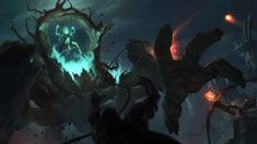The art and inspirations behind Riot's Legends of Runeterra Vampire Games, Wonder Art, Fun Card Games, League Of Legends Game, Best Pc, Gaming, Cg Art, Lol, Celestial