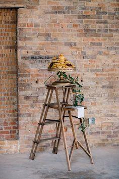 #monroepearson #denton #dentoning #dfw #industrial #warehouse #dentonbride #dentonwedding #newvenue #industrial #bride #bridal #dentonbride #texasbride #greenery #styledshoot #photoshoot #chic #love #wedding #donuts #weddingcake #gold