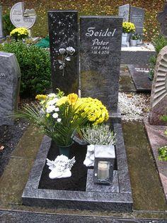 Seidel-Peter-2 Grave Decorations, Table Decorations, Memorial Stones, Funeral, Movie, Templates, Art, Hair Cut Shorts, Deco