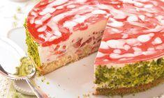 Rhabarber-Erdbeer-Torte Rezept | Dr. Oetker