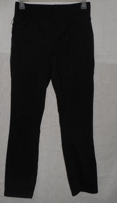 Womens Size 12 DKNY Black Pants #DKNY #CasualPants