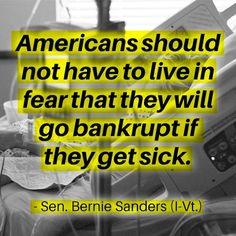 Bernie!