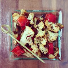 Cauliflower peppered...#delicious #healthy #food and such an easy recipe.
