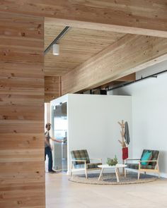 Simple Offices – Portland - Designed to feel at 'Home' not in an office.