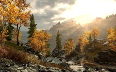 Ultra HD 4K Skyrim Wallpapers HD, Desktop Backgrounds 3840x2400