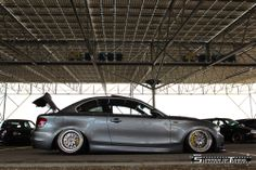 Anton Harnies stilbildender BMW E82.
