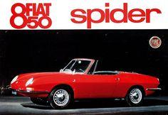 1972 Fiat 850 Spider