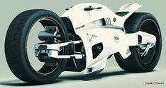 Test [Ducati Draven Concept] – Malchus (MAKS-23), via deviantART