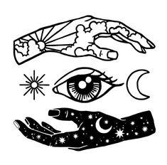 Doodle Art Creative – Art World 20 Doodle Art, Foto Doodle, Doodle Tattoo, Art Drawings Sketches, Tattoo Sketches, Tattoo Drawings, Random Drawings, Psychedelic Art, Psychedelic Tattoos