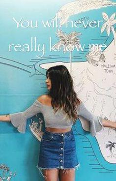 You will never really know me (auf Wattpad) http://my.w.tt/UiNb/nCVPGurfpw #Romantik #amwriting #wattpad