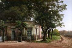 Jorge Frasca pintor argentino