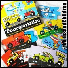 Puzzle Edukasi | EduPuzzle Transportation. mencocokkan 2 buah pasangan keping puzzle yang bergambar suatu alat transportasi dan setelahnya bisa disambung dengan 2 keping puzzle bergambar alat transportasi lainnya hingga panjaang! Contact us : Line@ : @MomsAndChildren whatsapp : 083897632306 BBM : 769432FC Good Customer Service, Hot, Transportation, Puzzle, Puzzles, Quizes