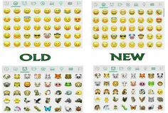 Whatsapp Introduced New Set Of Emojis In Latest Whatsapp v2.17.364 Version