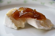 Birnen Chutney Brie, Camembert Cheese, Eggs, Breakfast, Ethnic Recipes, Food, Food Food, Pickling, Recipies