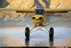 The PA-18 Super Cub by Piper