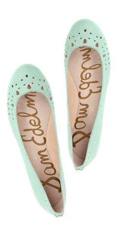 mint flats :: love!