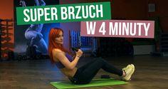 20 sekund ćwicz, 10 odpoczywaj ;) 1.Bieg w miejscu (kolana wysoko) 2.Russian twist 3.Bieg w podporze 4.Plank push-up